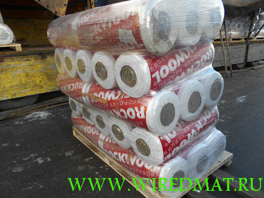 Wired Mat Rockwool